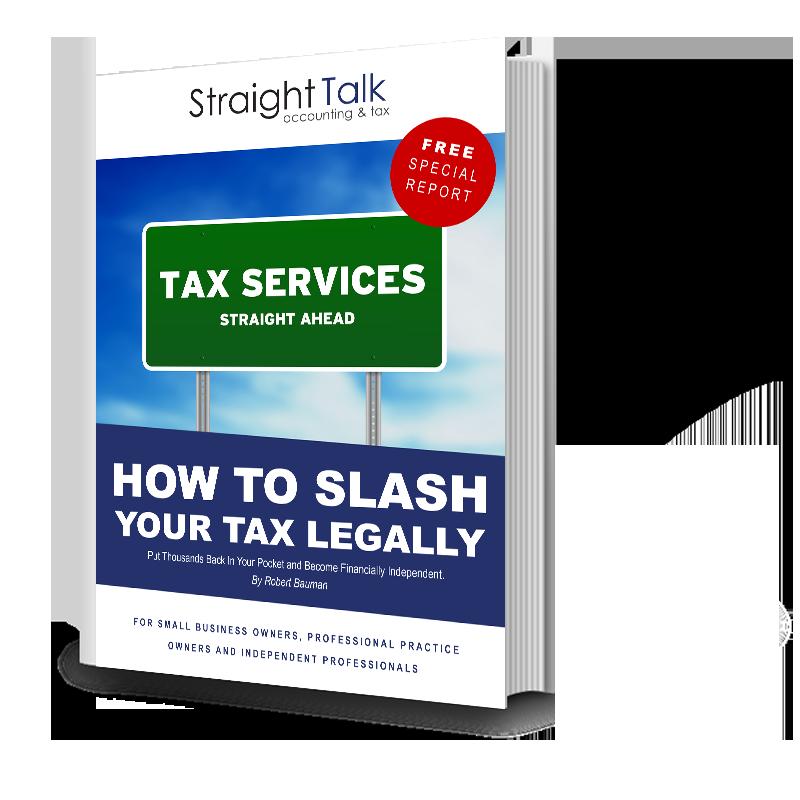 Slash your tax legally